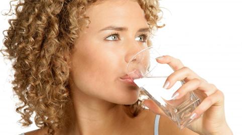 a água e os seus músculos